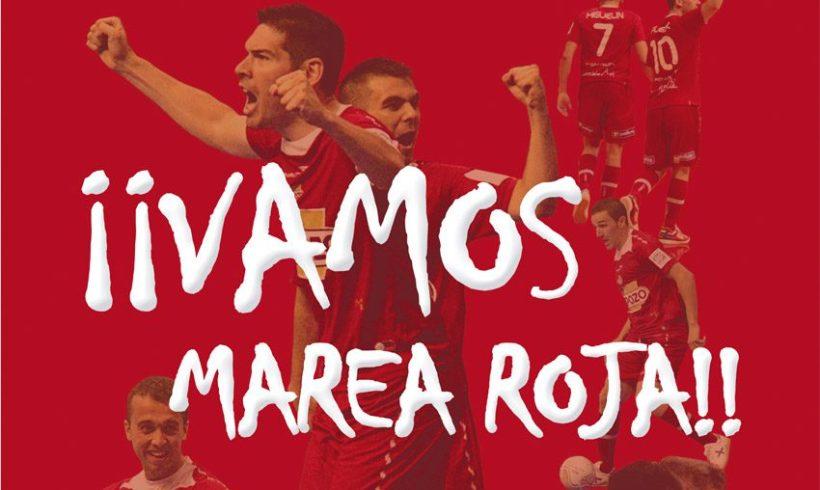 Marea Roja Nº16 2012-2013