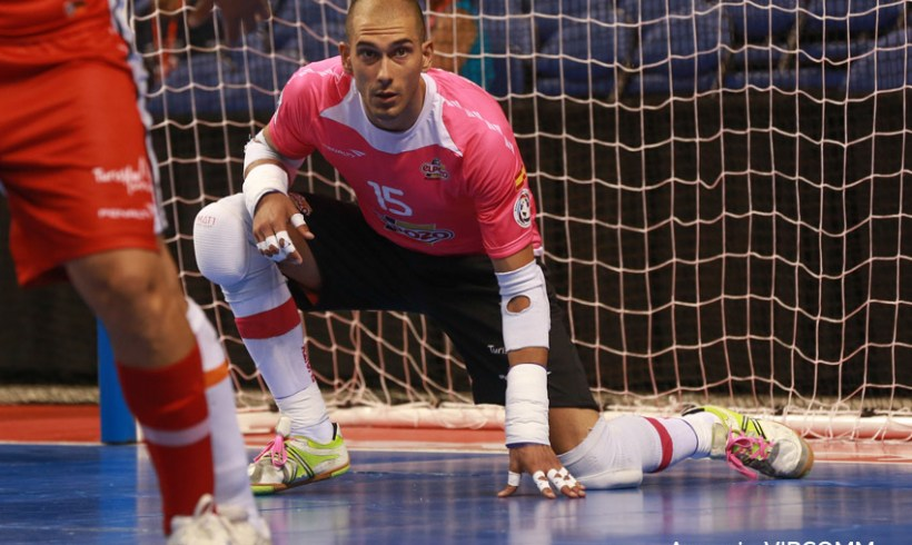 ElPozo Murcia pese a empatar ante Carlos Barbosa se queda a las puertas de disputar la Final