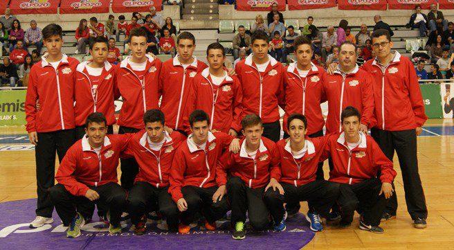 ElPozo Murcia FS expresa su pésame por el fallecimiento del joven cadete José Romera