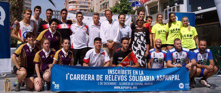 ElPozo Murcia FS participó el pasado viernes en el duelo deportivo solidario de la Asociación Aspanpal