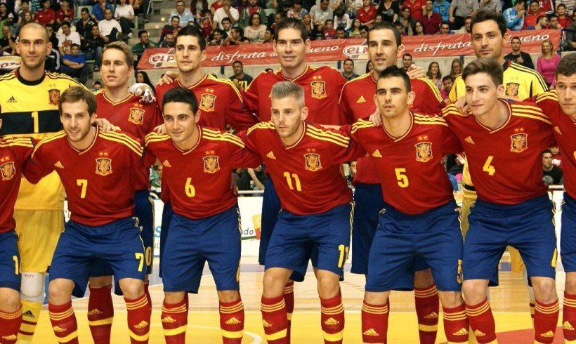 Cinco jugadores de ElPozo Murcia convocados con España