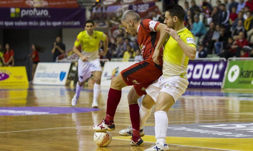 ElPozo Murcia suma su tercer victoria en Liga preparado para la Copa