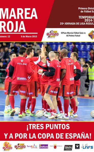 Revista Marea Roja Nº12 2014-2015