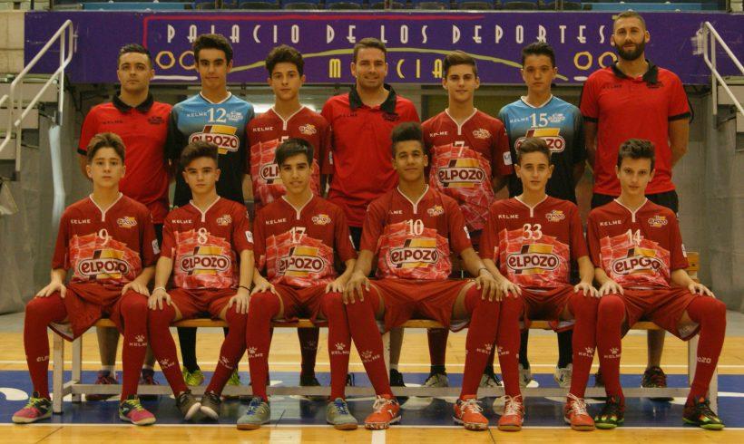 CADETE| ElPozo FS Cadete se enfrentará a Las Matas en la Semifinal del Campeonato de España
