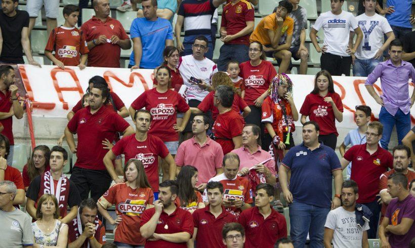 Galería 4º Partido Final LNFS 2015 ElPozo Murcia vs Inter Movistar