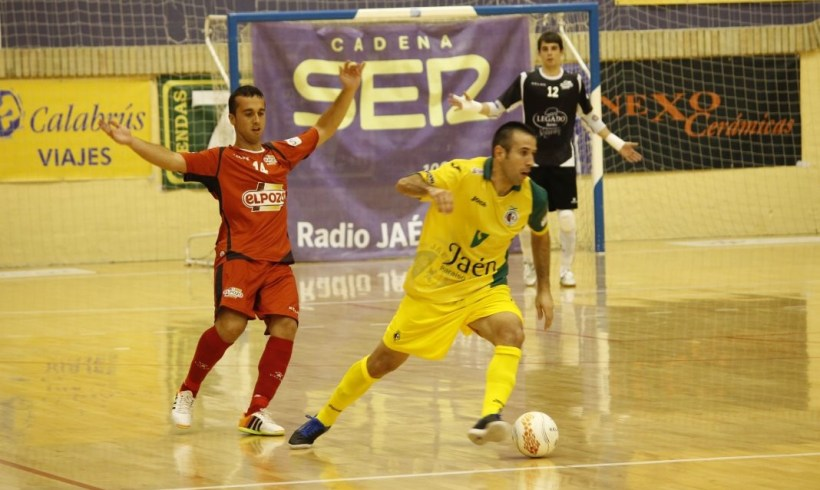 Previa 3ª Jornada LNFS- Jaén P. Interior vs ElPozo Murcia FS