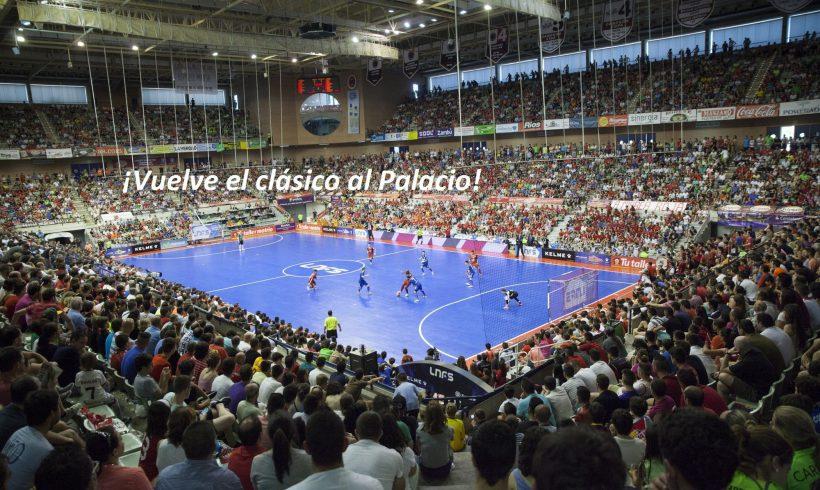 A la venta las entradas ElPozo Murcia FS vs Movistar Inter (17 de Octubre)