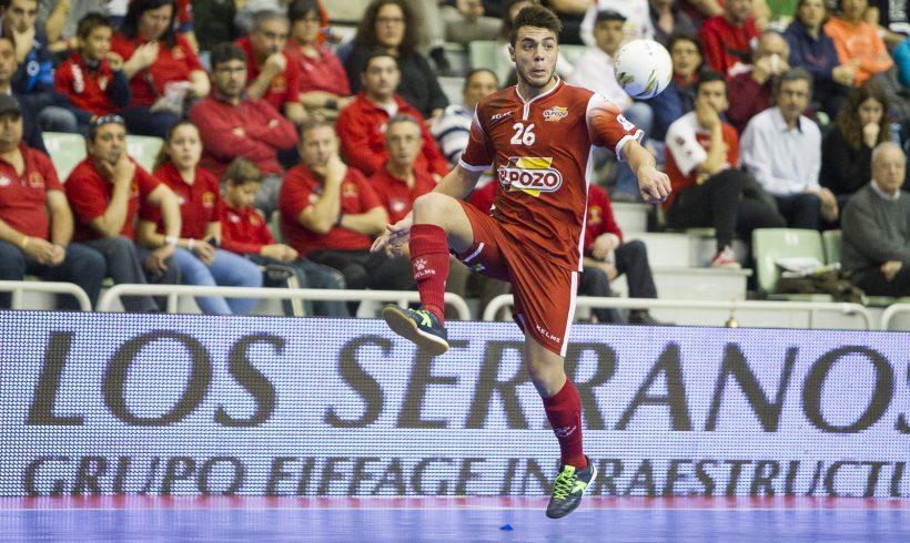 Crónica Jª 28| Contundente victoria en Vista Alegre con 'hat trick' de Matteus