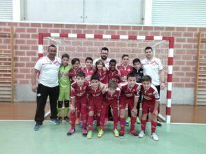 Campeones Liga Alevin