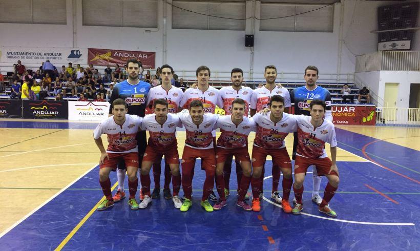 Pretemporada| Crónica- ElPozo Murcia gana por segunda vez a Jaén en la fase de preparación (1-2)