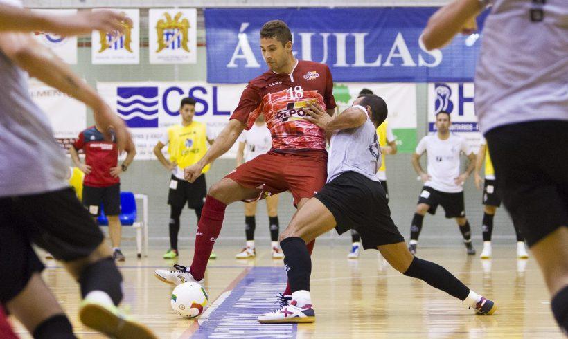 PREVIA Jª 9  ElPozo Murcia vs Jaén P. Interior: 'Sin despistes y con los pies en el suelo'