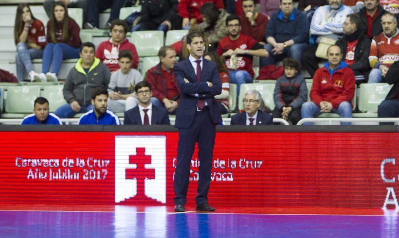 """PREVIA Jª30 LNFS  DUDA: """"Si tenemos la posibilidad real de ser segundos, la Copa del Rey se queda aparte"""""""