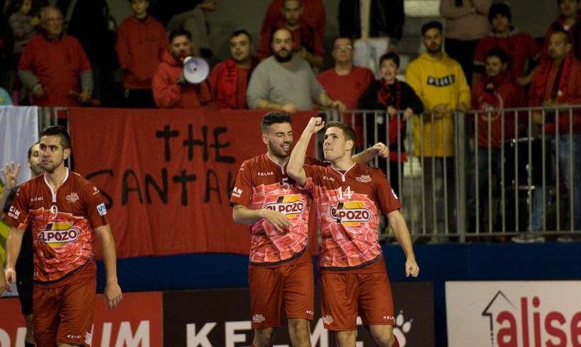 PREVIA COPA DEL REY  Vuelta de Semifinales: Levante UD FS vs ElPozo Murcia FS