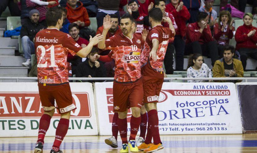 PREVIA Jª 18  Levante UD FS vs ElPozo Murcia. Objetivo: Sumar 3 puntos para seguir arriba