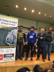 Present. III torneo por la inclusión
