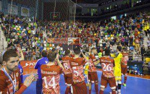 LNFS, Copa de España, de Futbol Sala, Ciudad Real 2017, encuentro de la final, entre ElPozo Murcia FS vs Inter Movista, 12-03-2017