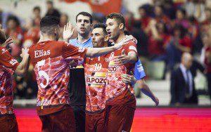 LNFS, ElPozo Murcia Fs vs Peñiscola RehabMedic
