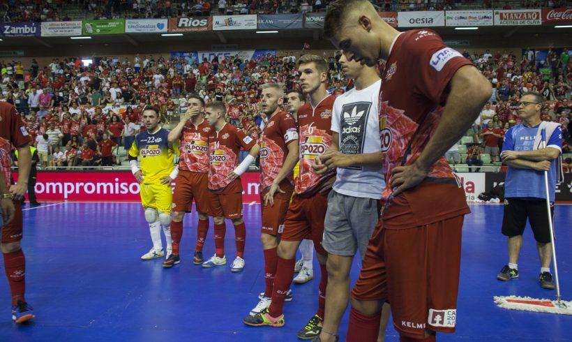 Crónica 3º Partido Semifinal  Final dramático para ElPozo Murcia al caer en la tanda de penaltisal caer en los penaltis