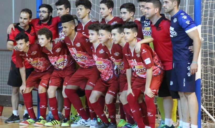 Cto España Cadete|ElPozo FS se queda a las puertas de la Final al caer en la prórroga ante Las Matas UDRB