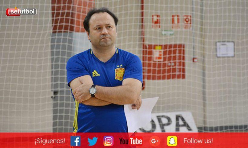 ESPAÑA SUB 17| Antonio, Riki y Nacho convocados para el Torneo Internacional de Portugal