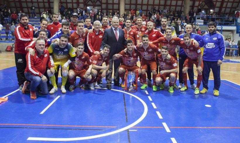 VIII COPA PRESIDENTE FFRM| ElPozo Murcia FS se enfrentará a Zambú CFS Pinatar en Semifinales