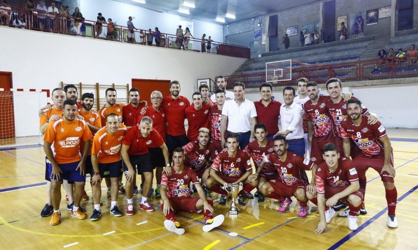 Crónica 2º Partido Pretemporada| ElPozo Murcia FS gana en la tanda de penaltis a Jaén Paraíso Interior 3-3 (5-4*)
