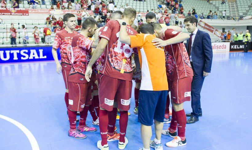 Crónica 2ª Jornada  ElPozo Murcia FS 1-3 CA Osasuna Magna 'Nos faltó acierto'