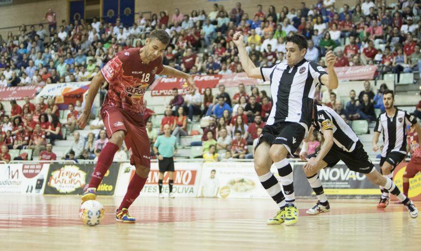 Crónica 7ª Jornada LNFS| Reparto de puntos ElPozo Murcia FS 4-4 Levante UD FS