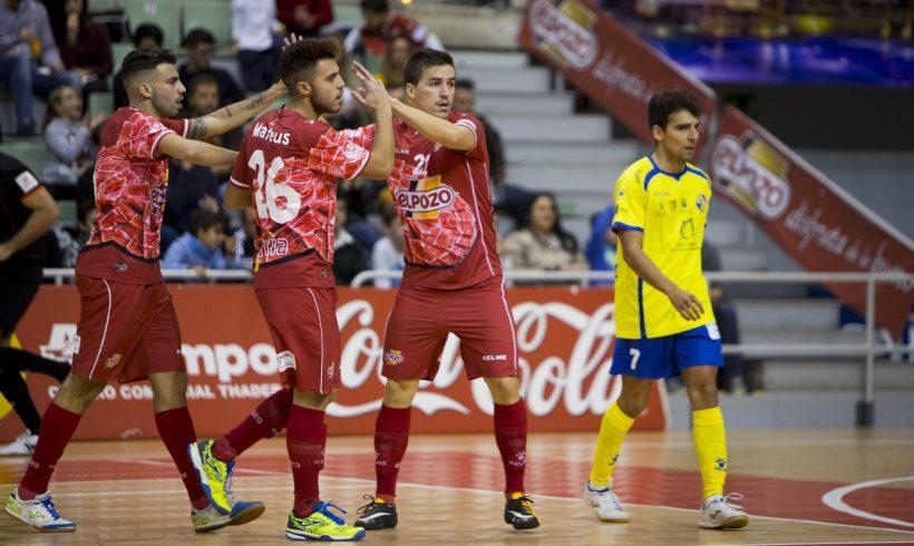 PREVIA Jª 26| Gran Canaria vs ElPozo Murcia FS