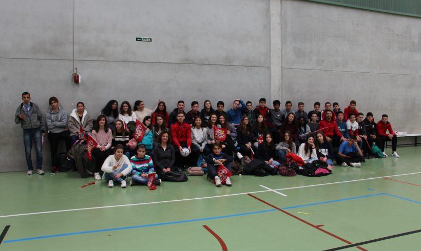 ELPOZO AL COLE| Andresito, Fernan y Elías visitan a los alumnos del IES Infante Don Juan Manuel de Murcia