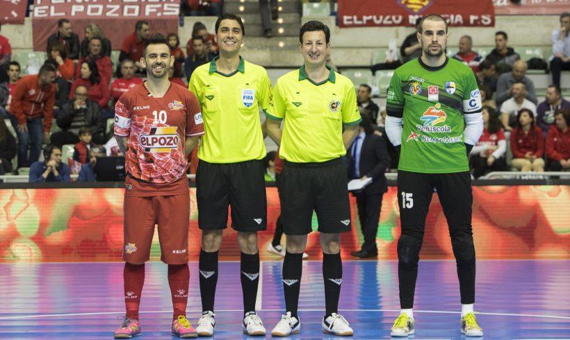 Galería Jornada 23| Victoria de ElPozo Murcia 5-1 ante Peñíscola (Fotos Pascu Méndez)