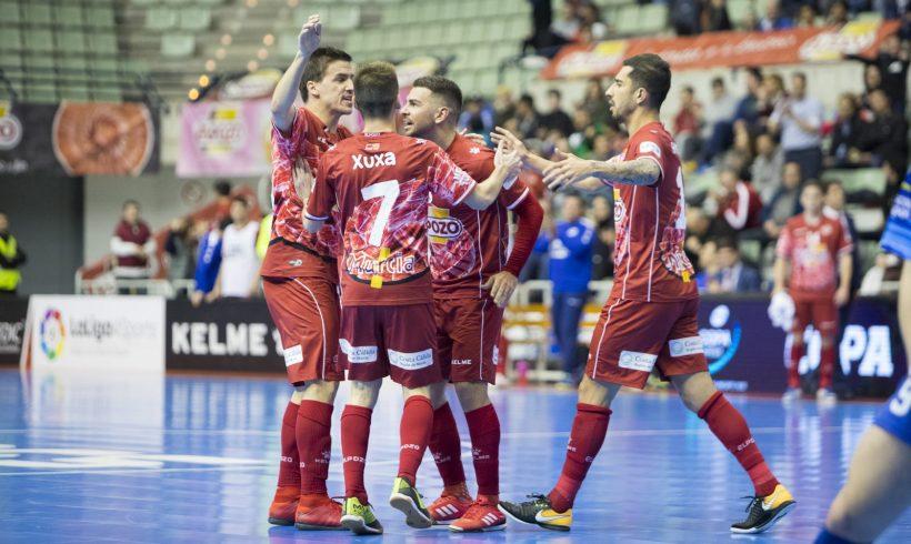 Crónica Jª 23| MANO DE SANTO (ElPozo Murcia 5-1 Peñíscola)