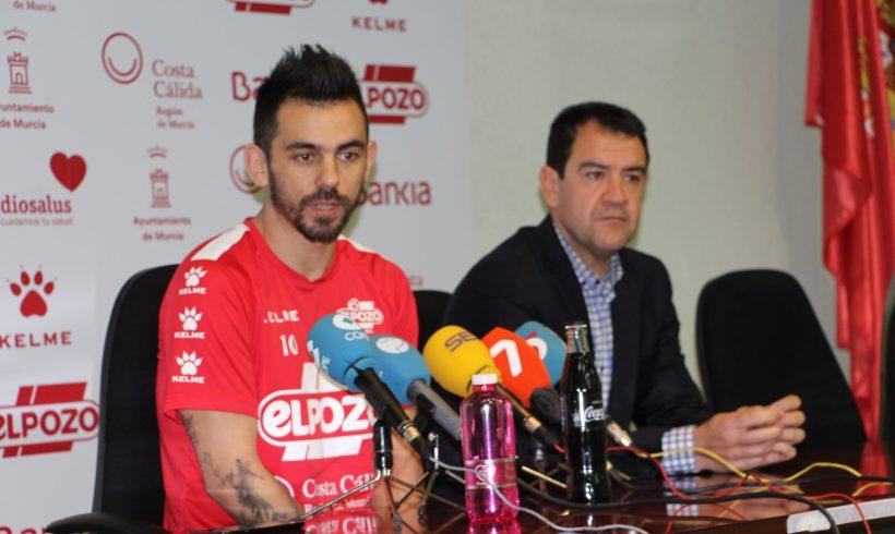 """PREVIA COPA DE ESPAÑA  Fran Serrejón define la Copa: """"Ilusión por parte de los que participamos y reto por parte del fútbol sala"""""""