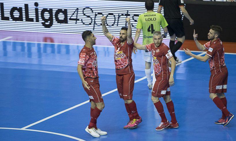 CRÓNICA Cuartos Play Off| A la Semifinal con un 'hat trick' de Álex