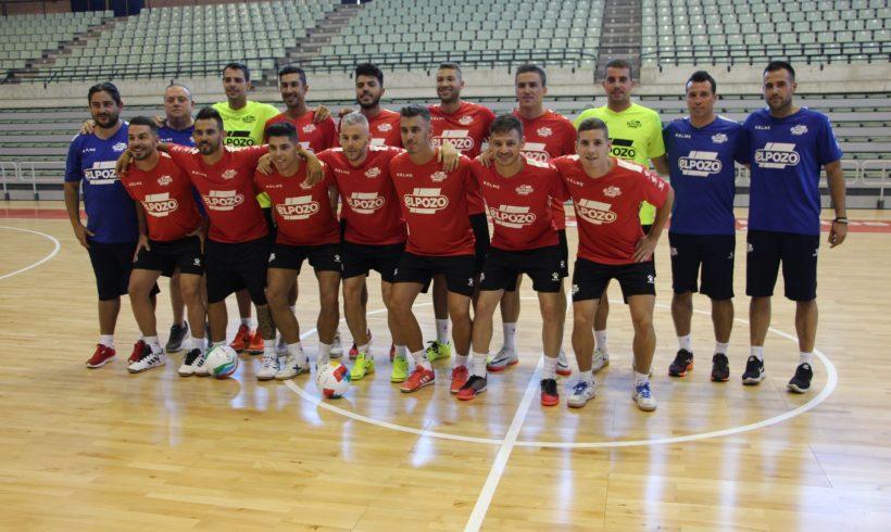 PRETEMPORADA| La plantilla de ElPozo Murcia FS comienza  rodar en el Palacio