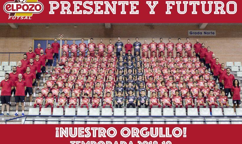 ElPozo Murcia FS y sus Bases: Horarios y Clasificaciones 10 y 11 de Noviembre