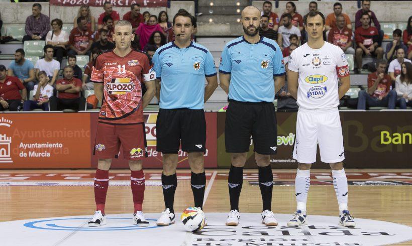 CUARTOS PLAY OFF 2019| ElPozo Murcia FS vs Aspil Vidal: Horarios y Entradas