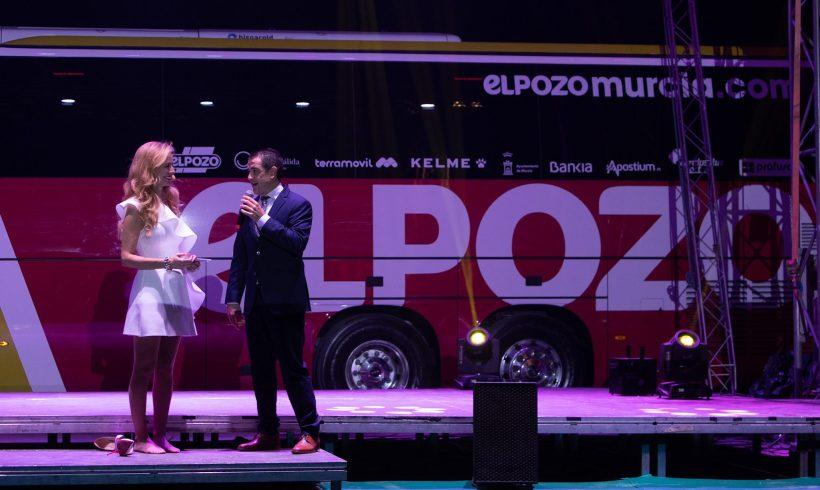 Galería| Presentación nuevo autobús ElPozo Murcia FS de Terramóvil (Fotos Pascu Méndez)