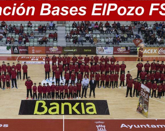 CLUB| Presentación de las Bases ElPozo FS 2018-19