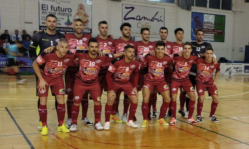 CRÓNICA SEMIFINAL COPA PRESIDENTE FFRM 2018| ElPozo Murcia pasa a la Final al ganar 0-5 a Zambú CFS Pinatar