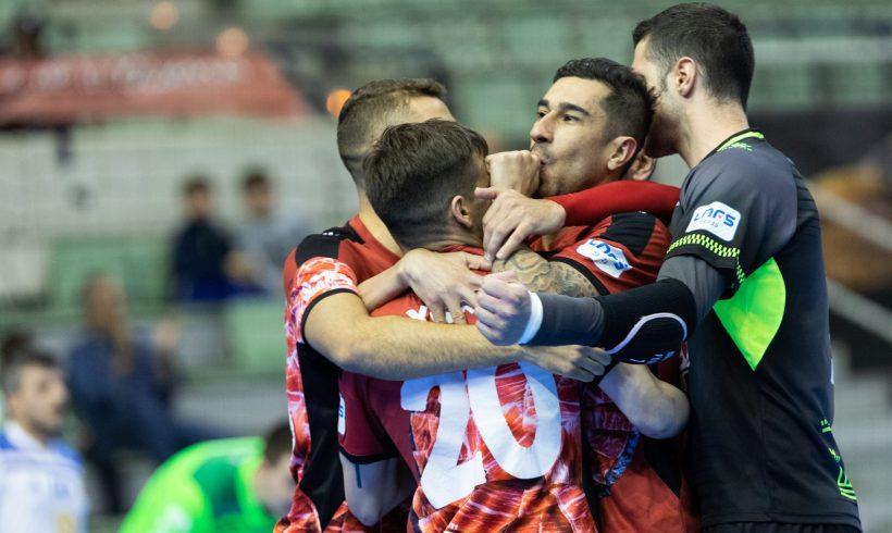 Crónica Jª 27 LNFS  ElPozo Murcia FS golea (4-1) a Fútbol Emotion Zaragoza y continúa como colíder de Primera División