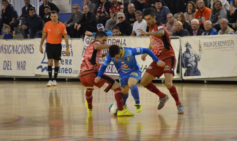 CRÓNICA Jª 25 LNFS| ElPozo Murcia gana 1-6 a Peñíscola para seguir en el primer puesto de Primera