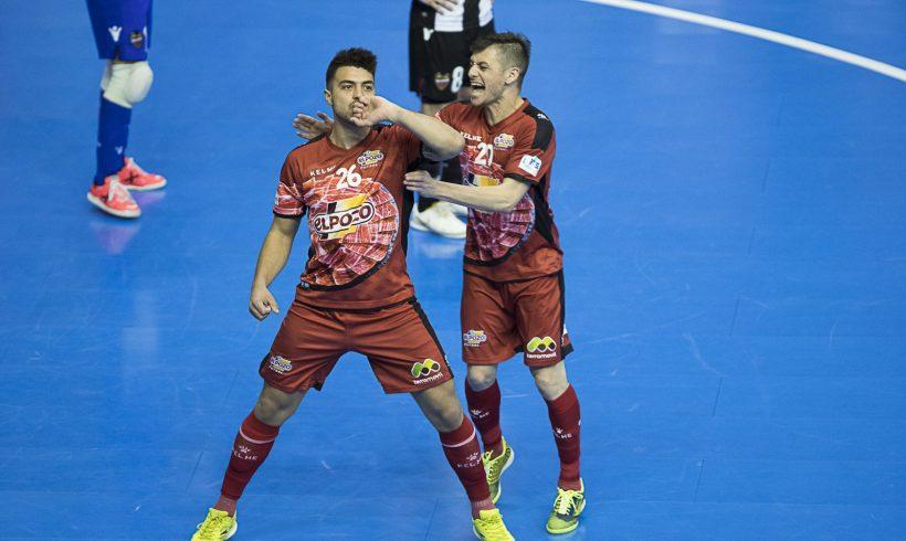 PREVIA Jª 26ª LNFS| ElPozo Murcia vs Jaén Paraíso Interior ¡A por la primera final en el Palacio!