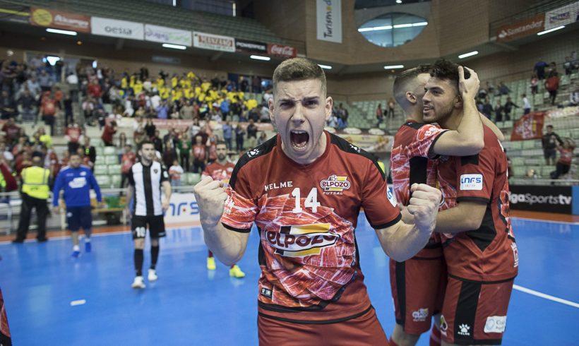 PREVIA Jª 9 LNFS| Levante UD FS vs ElPozo Murcia FS: ¡Máxima intensidad los 40 minutos!