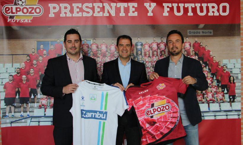 ACUERDO| Zambú CFS Pinatar y ElPozo Murcia FS unen sus fuerzas para dar continuidad a la formación de las Bases