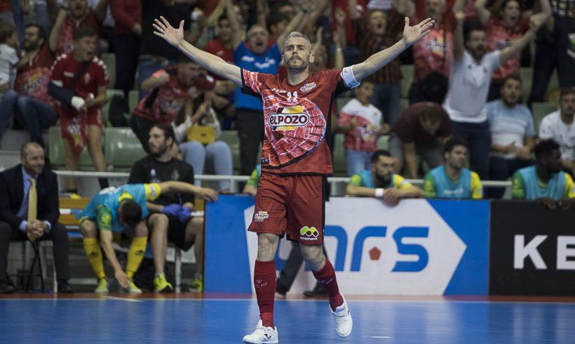 Crónica 1° Partido Semifinales Play Off| ElPozo Murcia FS consigue el primer punto de la serie en la prórroga