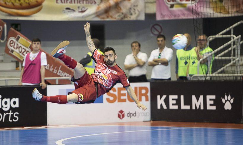 Crónica 3° Partido Cuartos Play Off| ElPozo Murcia FS pasa a Semifinales tras dos grandes partidos en el Palacio