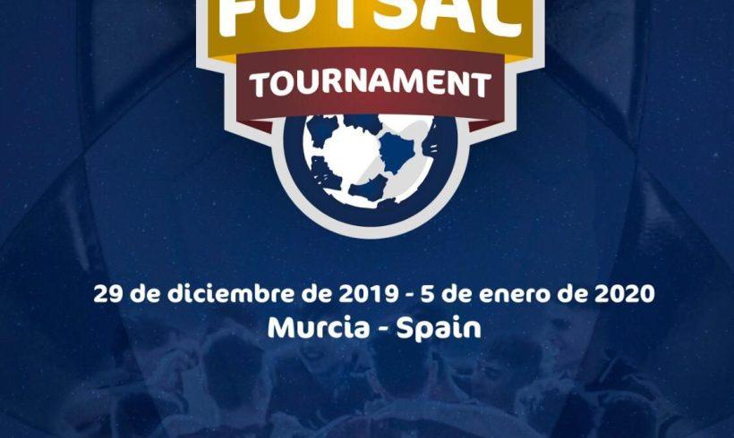 Murcia acoge la próxima semana el I Torneo Internacional Futsal ElPozo Equipos de Base