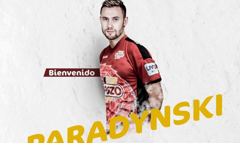 OFICIAL  Felipe Paradynski, segundo refuerzo de ElPozo Murcia FS para la campaña 2019-20
