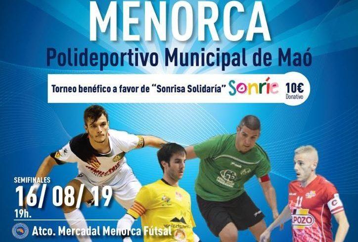 ElPozo Murcia FS disputará el Torneo Mecup Futsal Menorca 16 y 17 de agosto